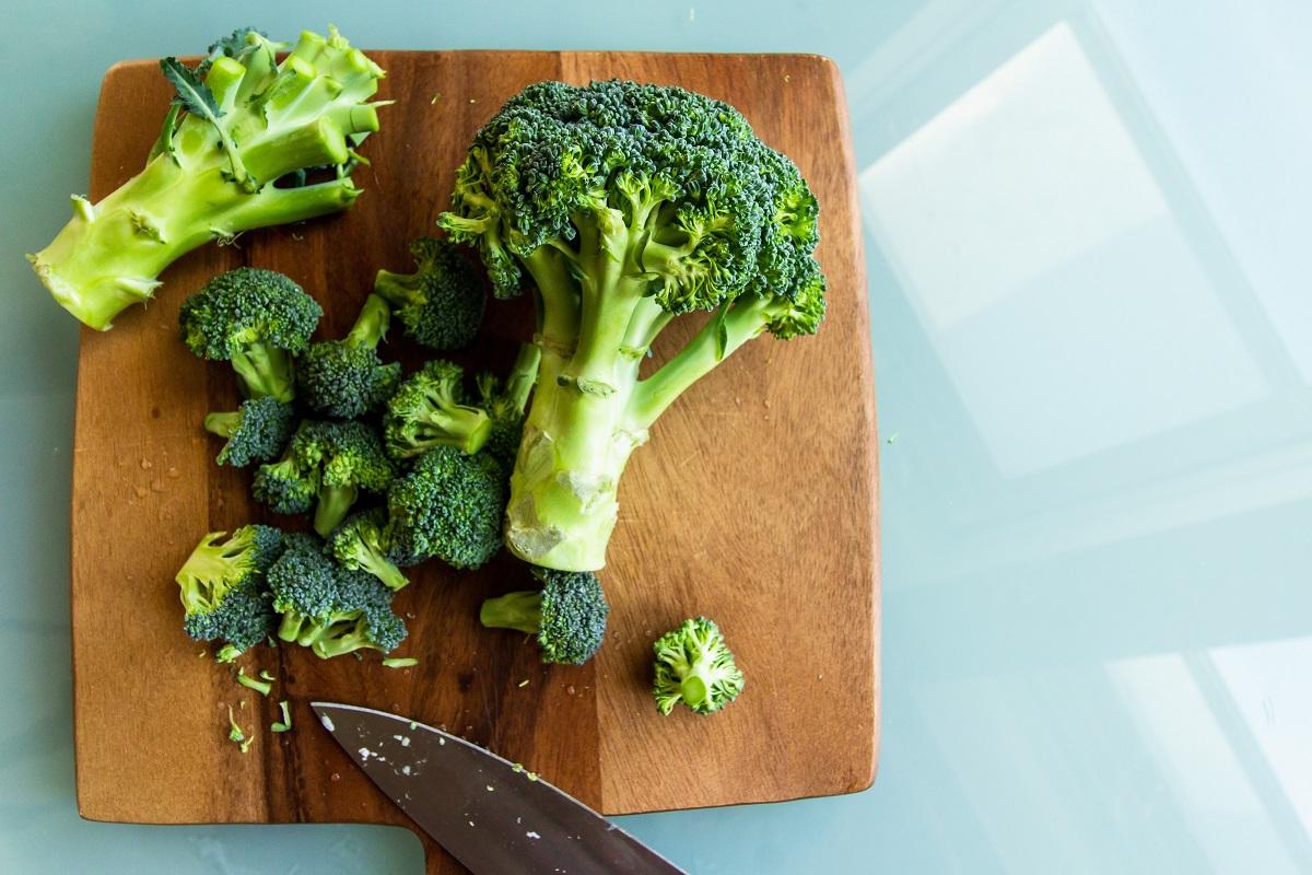 brokolis, daržovės, brocolli